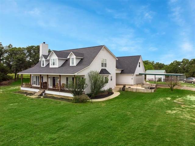 420 Private Road 3575, Paradise, TX 76073 (MLS #14575837) :: Robbins Real Estate Group
