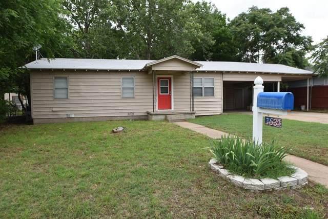 1531 W Groesbeck Street, Stephenville, TX 76401 (MLS #14575850) :: Trinity Premier Properties