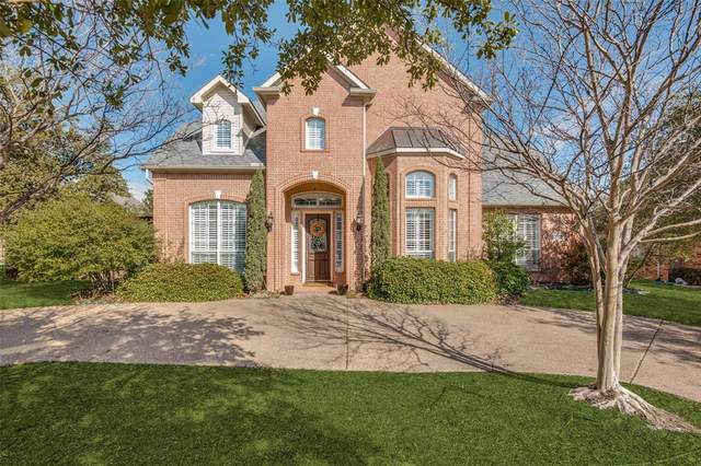 7404 Hillshire Lane, Irving, TX 75063 (MLS #14575920) :: The Kimberly Davis Group