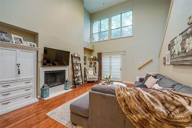 3906 Buena Vista Street #19, Dallas, TX 75204 (MLS #14575936) :: Real Estate By Design