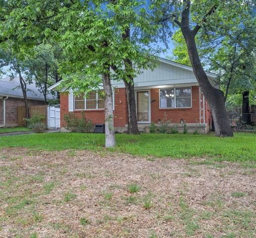 4826 Curzon Avenue, Fort Worth, TX 76107 (MLS #14575939) :: All Cities USA Realty