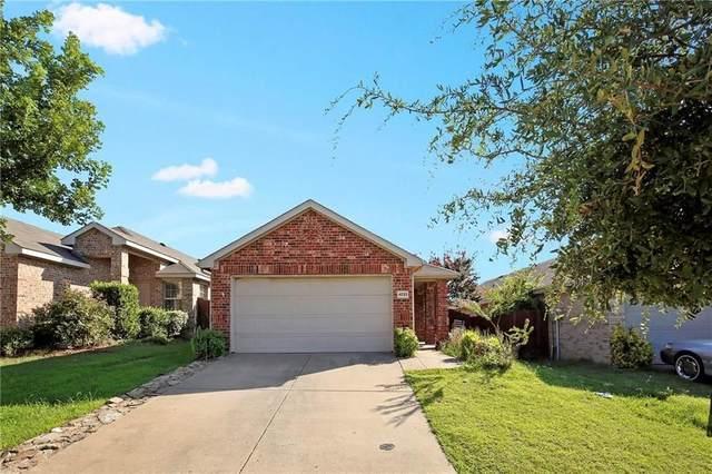 4033 Ridgetop Drive, Heartland, TX 75126 (MLS #14575943) :: The Daniel Team