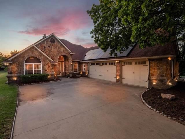 9702 Argyle Court, Granbury, TX 76049 (MLS #14575965) :: Keller Williams Realty