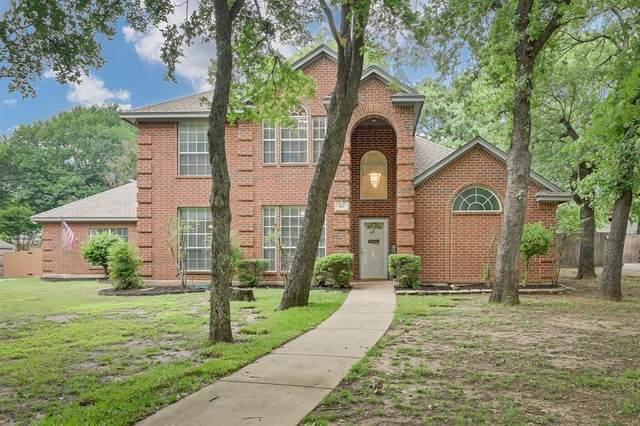 805 Oak Shadows Court, Mansfield, TX 76063 (MLS #14575969) :: Rafter H Realty