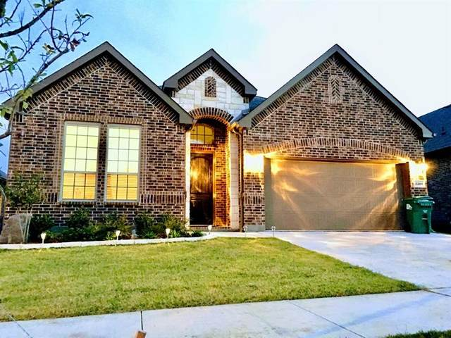 2200 Skysail Lane, Denton, TX 76210 (MLS #14575978) :: The Tierny Jordan Network