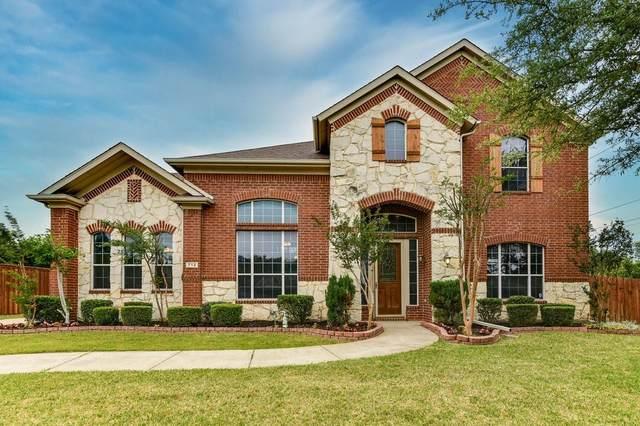 713 Walnut Hollow Drive, Mansfield, TX 76063 (MLS #14575984) :: VIVO Realty