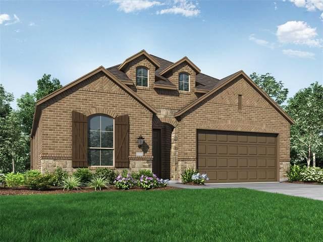4129 Fox Trotter Drive, Aubrey, TX 76227 (MLS #14575993) :: 1st Choice Realty
