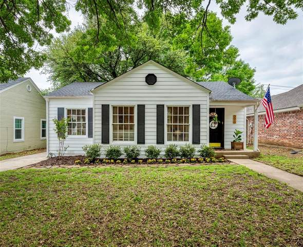 5613 Pershing Avenue, Fort Worth, TX 76107 (MLS #14576015) :: The Mitchell Group
