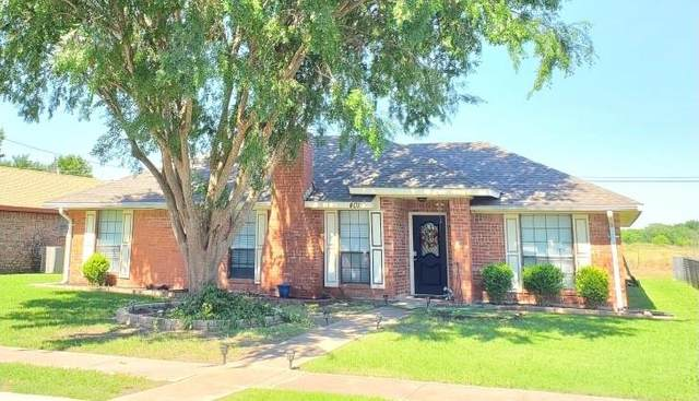 401 Sheffield Drive, Wylie, TX 75098 (MLS #14576019) :: Robbins Real Estate Group