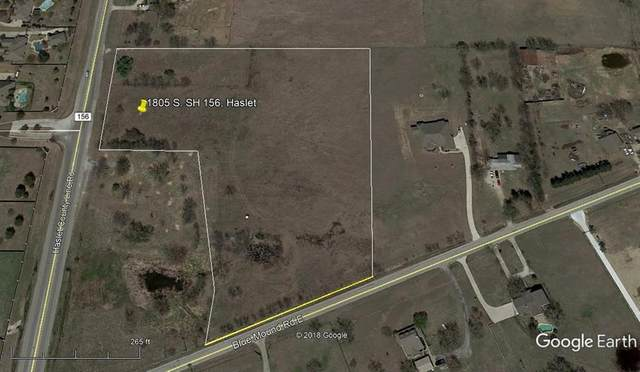 1805 Fm 156 S, Haslet, TX 76052 (MLS #14576035) :: The Mitchell Group