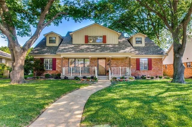 9927 Faircrest Drive, Dallas, TX 75238 (MLS #14576046) :: The Hornburg Real Estate Group