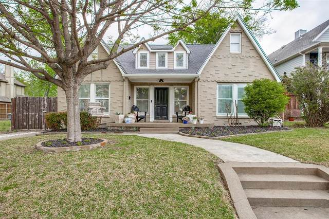 5643 Anita Street, Dallas, TX 75206 (MLS #14576047) :: VIVO Realty