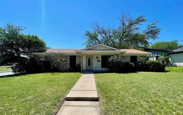 6624 Andora Avenue, Fort Worth, TX 76133 (MLS #14576070) :: The Tierny Jordan Network