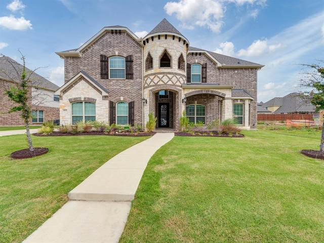 4523 Lakota Trail, Mansfield, TX 76063 (MLS #14576082) :: The Hornburg Real Estate Group