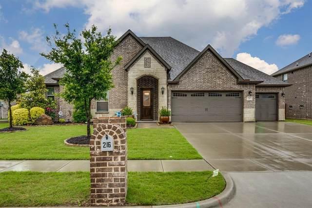 216 Northstar Lane, Waxahachie, TX 75165 (MLS #14576083) :: Rafter H Realty