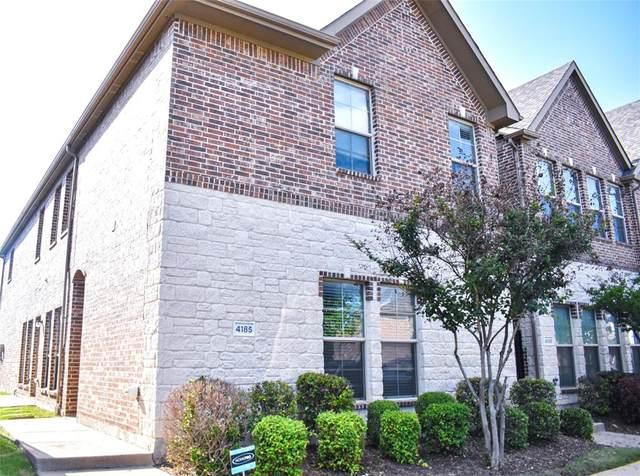 4185 Comanche Drive, Carrollton, TX 75010 (MLS #14576100) :: Real Estate By Design