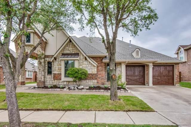 841 Branch Crossing, Lantana, TX 76226 (MLS #14576114) :: Real Estate By Design