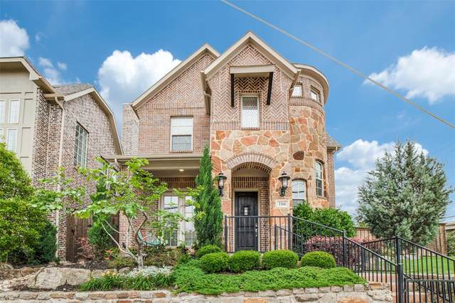 1164 Shadyside Lane, Dallas, TX 75223 (MLS #14576126) :: Premier Properties Group of Keller Williams Realty
