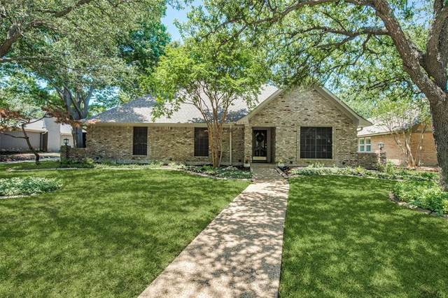 1205 Delmonte Circle, Plano, TX 75075 (MLS #14576139) :: All Cities USA Realty
