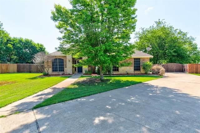 4407 Cluster Oak Court, Granbury, TX 76049 (MLS #14576148) :: Keller Williams Realty