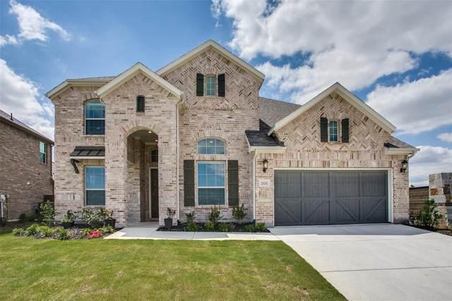 2616 Candleberry Drive, Northlake, TX 76226 (MLS #14576162) :: Justin Bassett Realty
