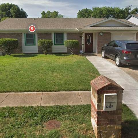 12120 Baron Drive, Balch Springs, TX 75180 (MLS #14576202) :: 1st Choice Realty
