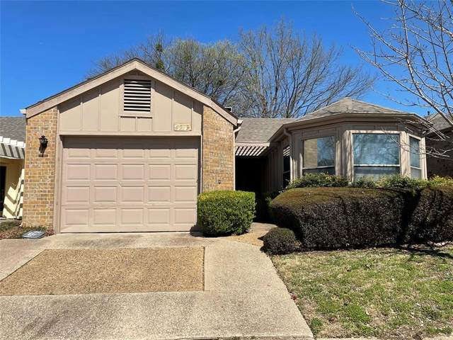 4212 Rosser Square, Dallas, TX 75244 (MLS #14576210) :: 1st Choice Realty