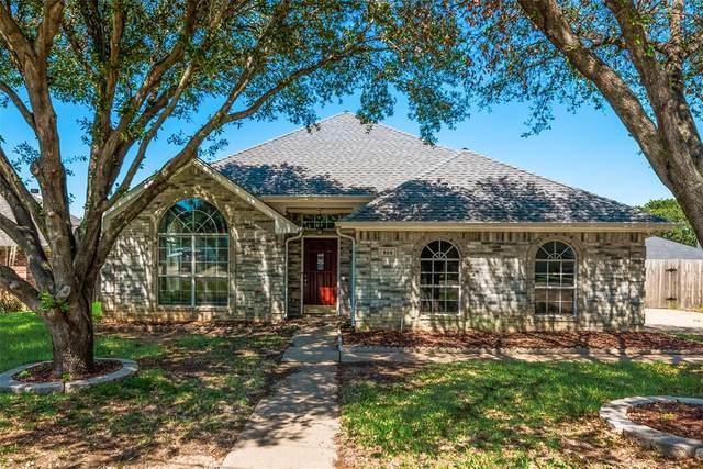 528 Ridgewood Street, Lake Dallas, TX 75065 (MLS #14576224) :: Real Estate By Design