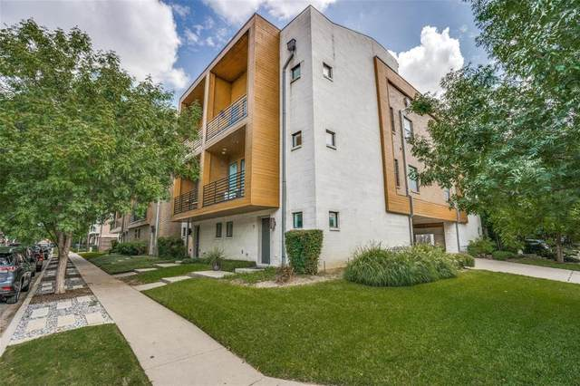 3930 Bowser Avenue #5, Dallas, TX 75219 (MLS #14576243) :: 1st Choice Realty