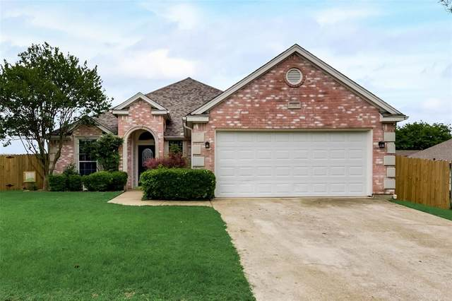 706 Roundabout Drive, Midlothian, TX 76065 (MLS #14576244) :: Rafter H Realty
