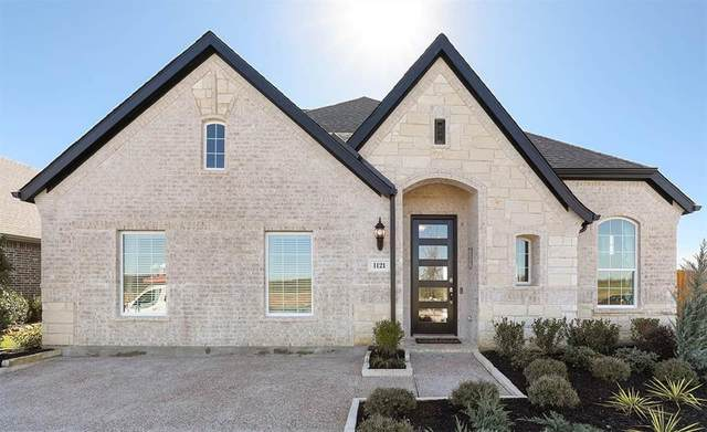1121 Embers Lane, Denton, TX 76201 (MLS #14576255) :: The Mauelshagen Group