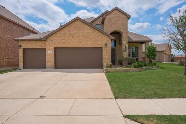 11133 Davis Mountain Road, Fort Worth, TX 76244 (MLS #14576258) :: Justin Bassett Realty