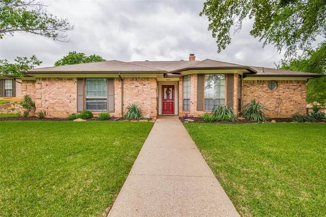 900 Chestnut Oak Court, Euless, TX 76039 (MLS #14576261) :: Wood Real Estate Group