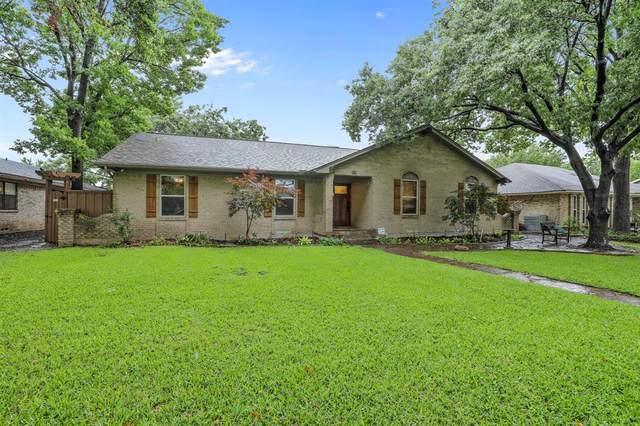 2108 Columbia Drive, Richardson, TX 75081 (MLS #14576270) :: The Kimberly Davis Group