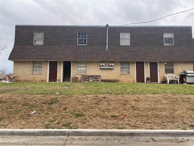 313 Rose St Street, Arlington, TX 76010 (MLS #14576273) :: The Hornburg Real Estate Group