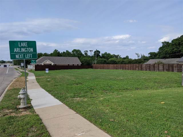 2313 W Green Oaks Boulevard, Arlington, TX 76016 (MLS #14576295) :: Real Estate By Design