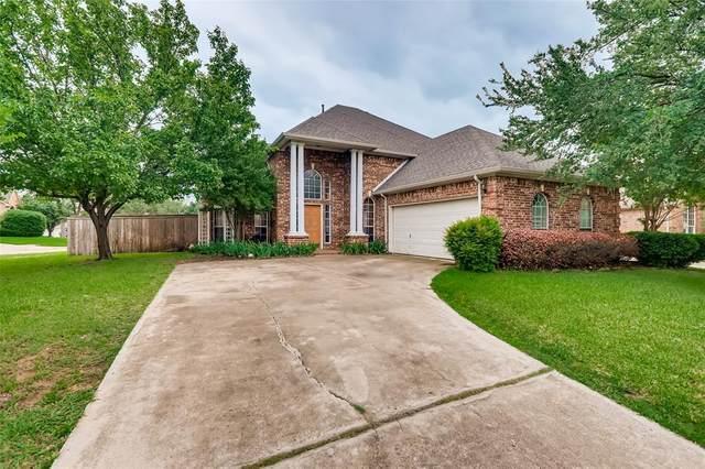 621 Muirfield Road, Keller, TX 76248 (MLS #14576297) :: Justin Bassett Realty