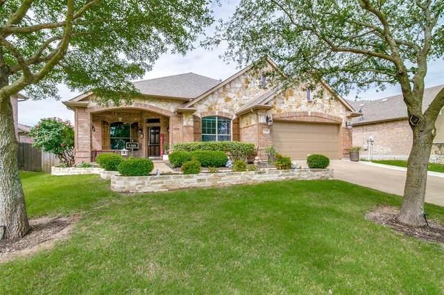 1126 Misty Meadow Drive, Forney, TX 75126 (MLS #14576301) :: Premier Properties Group of Keller Williams Realty