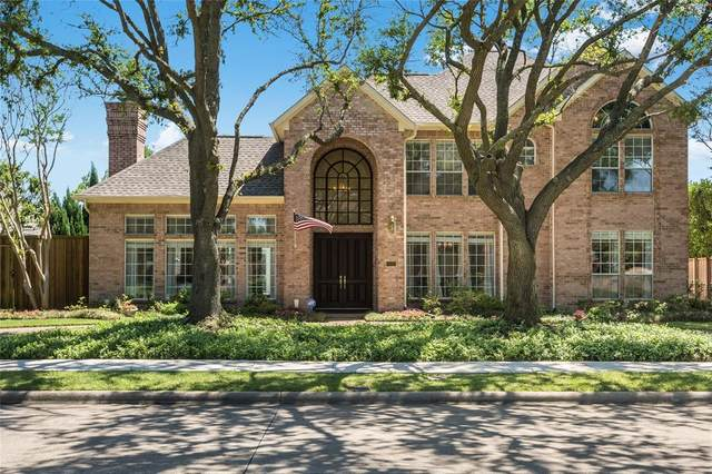5820 Bridle Bend Trail, Plano, TX 75093 (MLS #14576306) :: Real Estate By Design