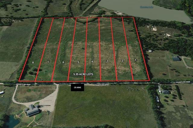 5 Acres County Rd 4945, Leonard, TX 75452 (MLS #14576307) :: Robbins Real Estate Group