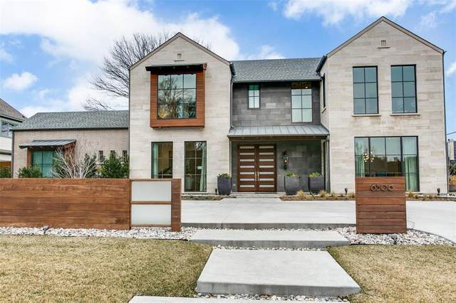 6506 Northport Drive, Dallas, TX 75230 (MLS #14576312) :: Robbins Real Estate Group