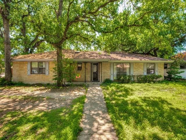 1524 Daywood Lane, Irving, TX 75061 (MLS #14576328) :: The Russell-Rose Team