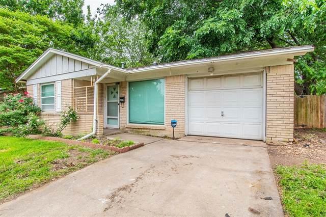 2516 Plaza Street, Arlington, TX 76010 (MLS #14576329) :: Rafter H Realty