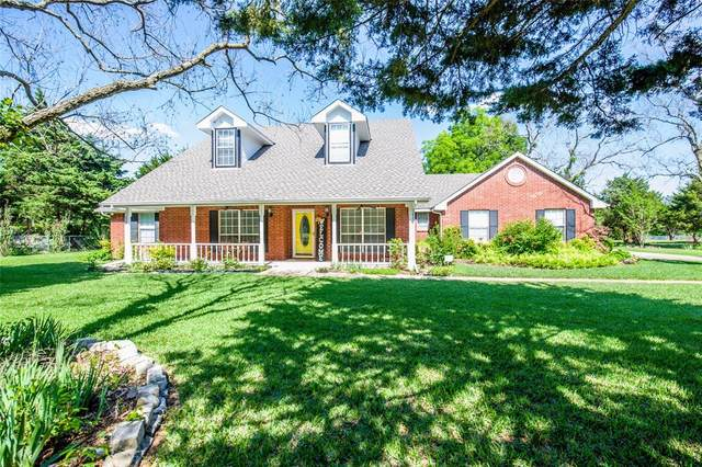 202 Rugged Drive, Red Oak, TX 75154 (MLS #14576352) :: Real Estate By Design