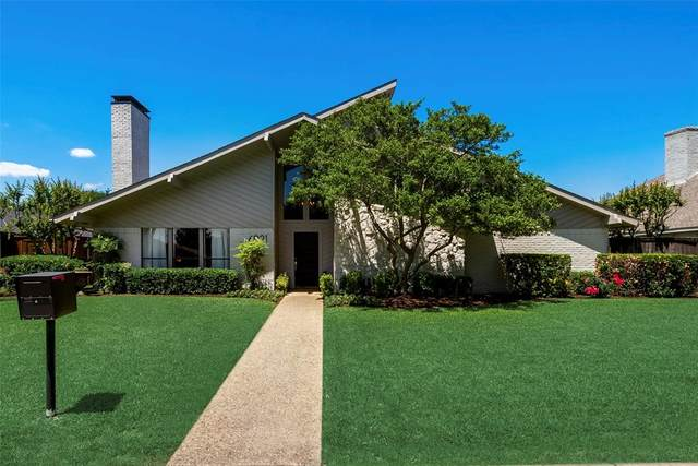 6921 Mill Falls Drive, Dallas, TX 75248 (MLS #14576358) :: Team Hodnett