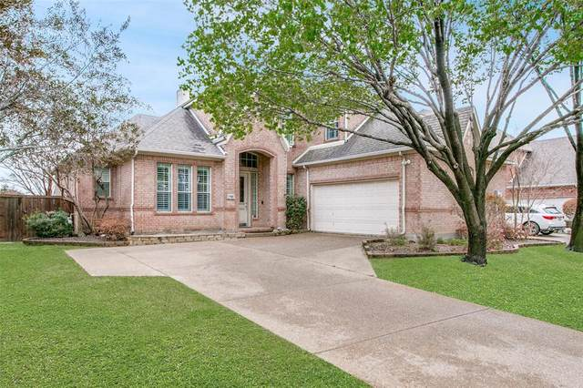 1516 Jeanette Way, Carrollton, TX 75006 (MLS #14576359) :: VIVO Realty