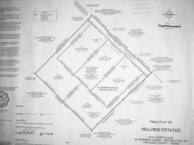 1901 Vz County Road 3103, Edgewood, TX 75117 (MLS #14576373) :: Team Tiller