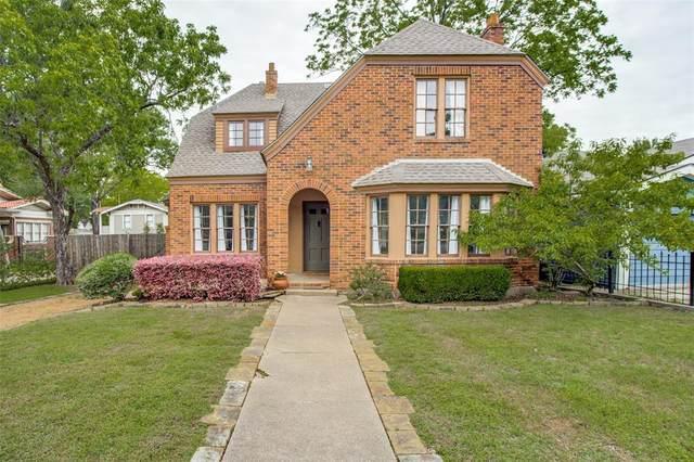 233 E 6th Street, Dallas, TX 75203 (MLS #14576378) :: Real Estate By Design