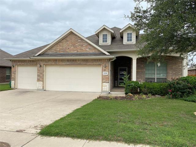 2208 Caroline Drive, Weatherford, TX 76087 (MLS #14576382) :: VIVO Realty