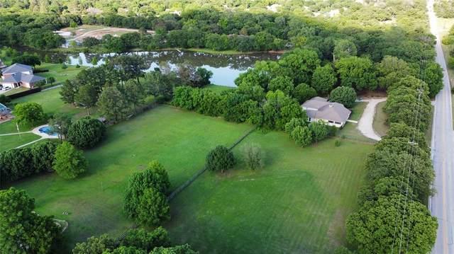 3810 Leisure, Denton, TX 76210 (MLS #14576385) :: Real Estate By Design